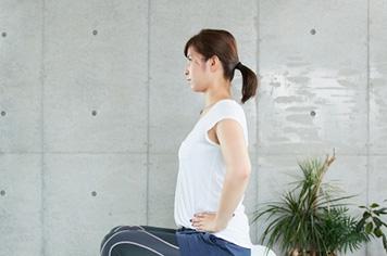 肩こり・腰痛・足のむくみに悩まない体づくり